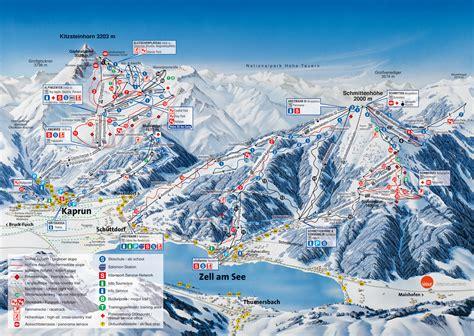 kaprun salzburger land skigebiet zell   kaprun