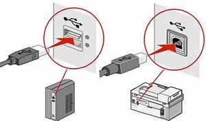 Wireless Printer  U0026 Usb Printer Installation Guide