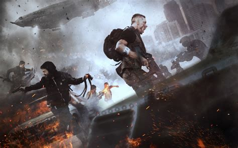 homefront  revolution  game wallpapers hd
