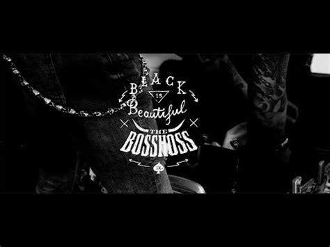 bosshoss black is beautiful black is beautiful the vol 1
