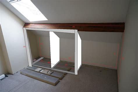 meuble sous bureau meuble comble avantaprs meuble en sous les combles