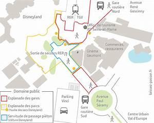Parking Paris Vinci : plan de l 39 esplanade fran ois truffaut espace public ~ Dallasstarsshop.com Idées de Décoration