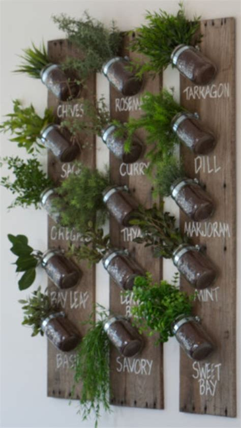 25 best ideas about wall herb gardens on herb