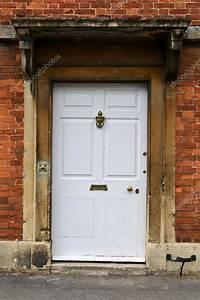Porte D Entrée Blanche : blanche porte d 39 entr e d 39 une maison de ville d 39 anglais de ~ Melissatoandfro.com Idées de Décoration