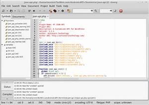 18 best ides for c c programming or source code editors With geany templates