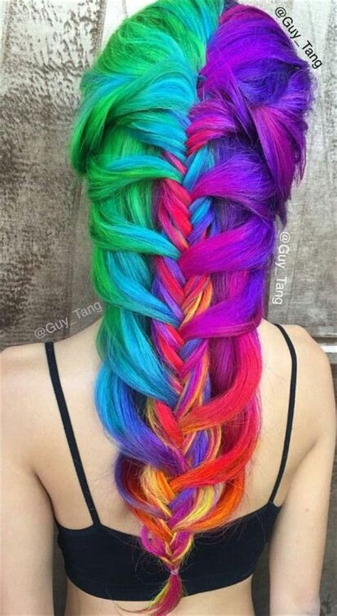 25 Best Ideas About Dyed White Hair On Pinterest Grey
