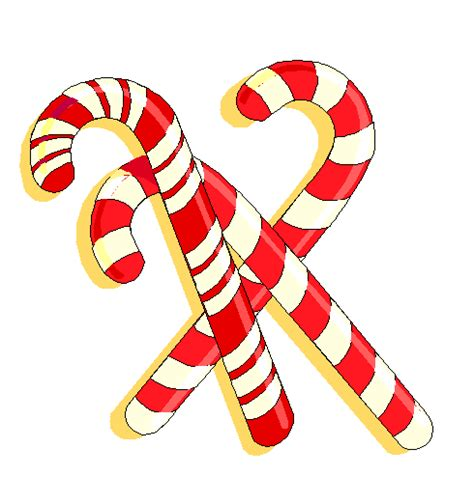 Candy Cane Clip Art Free