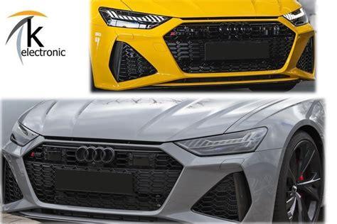 Today mtm's product range spans among many brands: K-ELECTRONIC® | AUDI RS7 4K C8 Emblem schwarz glänzend ...
