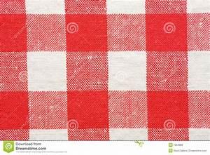 Nappe Blanche Tissu : nappe rouge et blanche image stock image du tissu rouge 7354889 ~ Teatrodelosmanantiales.com Idées de Décoration