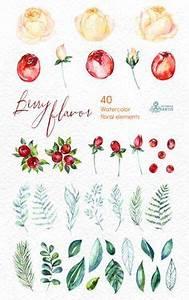 tableau floral clipart clipart mariage couronne de With affiche chambre bébé avec bouquet de fleurs Á télécharger gratuitement