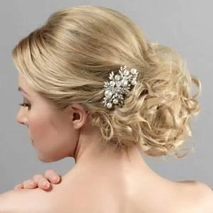 Wedding Hair Slides