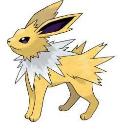 Pokemon X and Y Walkthrough Pokemon Move Sets Jolteon