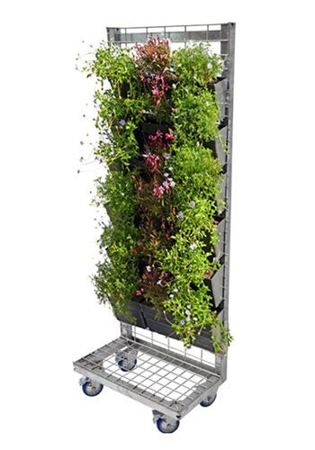Vertical Garden Frame by Vertical Garden And Wicking Bed Products Think Vertical