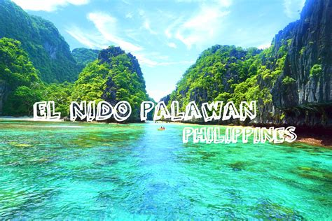 Stunning El Nido Palawan Philippines Video Blog How