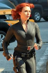 Girls Pictures Video: Scarlett Johansson Black Widow ...