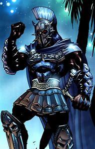 DC Comics Ares God of War