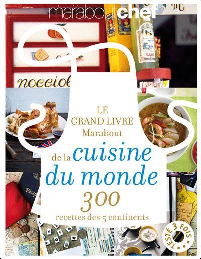 marabout cuisine livre