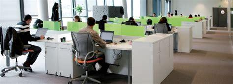 microsoft siege social la table bench un espace de travail modulable