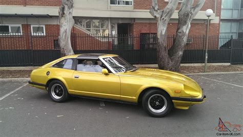 Datsun 280zx 2 2 T Bar Roof 1981 2d Coupe 5 Sp Manual In