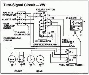 1973 vw wiring diagram fuse box and wiring diagram With turn signal wiring diagram on toggle switch wiring diagram turn