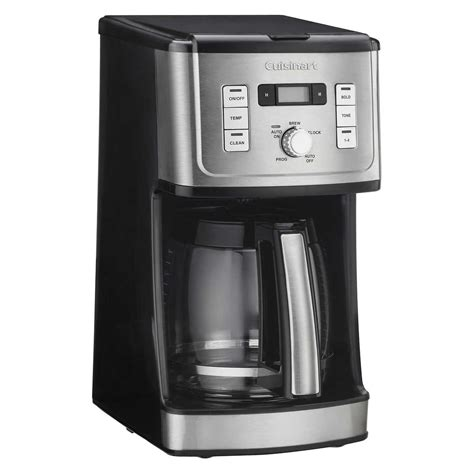 Choose from contactless same day delivery, drive up and more. Cuisinart PerfecTemp 14-cup Programmable Coffee Maker | eBay