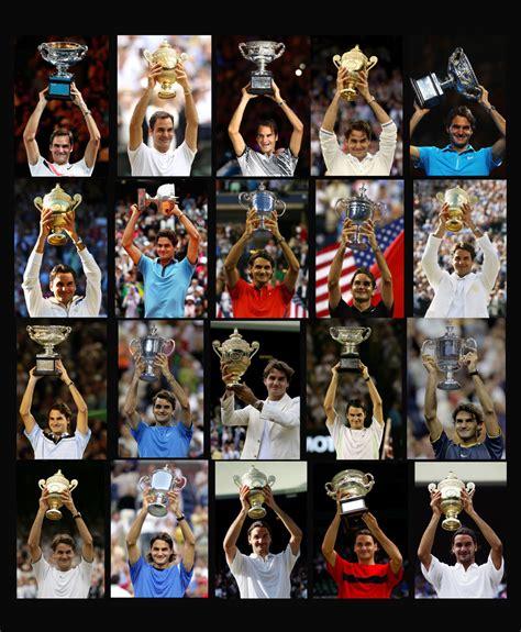 Roger Federer Photos Photos Roger Federers 20 Grand