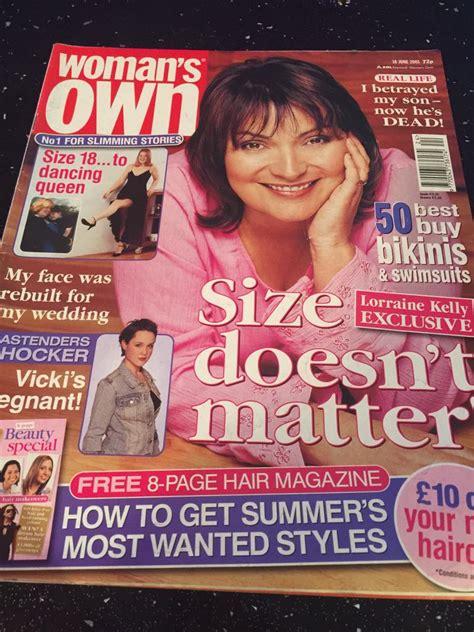 Womans Own Magazine - 2003 16/06/03
