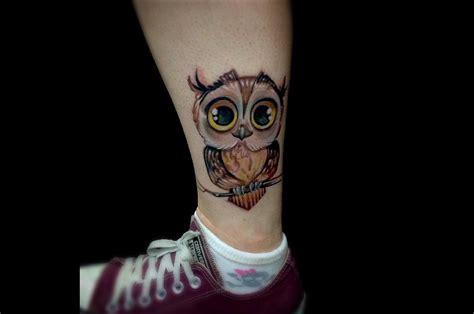 Tatouage Hibou  Tout Ce Qui Qu'il Faut Savoir Tattoome