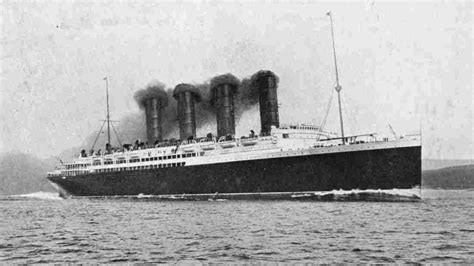 where did the lusitania sink erik larson author of dead the last