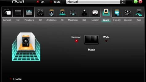 hear   bass boost  equalizer pc sound driver