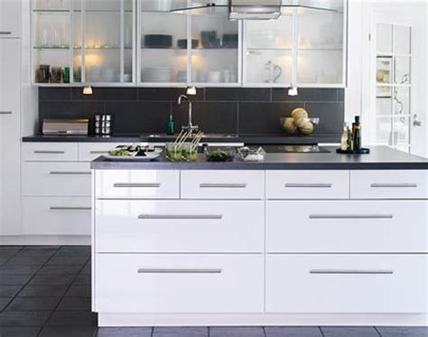 ikea white kitchen cabinets 5 steps to install ikea kitchen doors on cabinet modern 4613