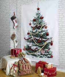 contemporary alternative christmas trees for small spaces colourful beautiful things