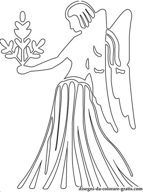 disegno vergine da colorare disegni da colorare gratis