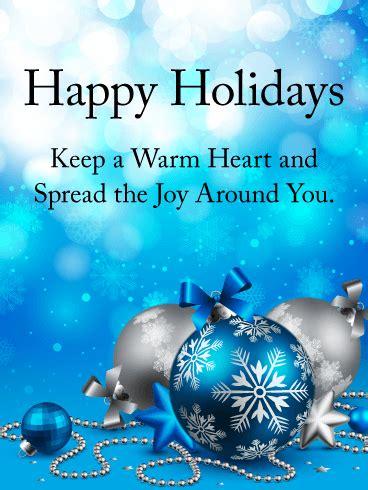 spread  joy   happy holidays card birthday