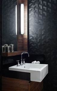 Stylish masculine bathroom design ideas comfydwellingcom for Manly bathrooms