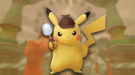 detective pikachu wallpapers wallpaper cave