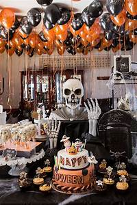 Halloween, Party, Inspiration