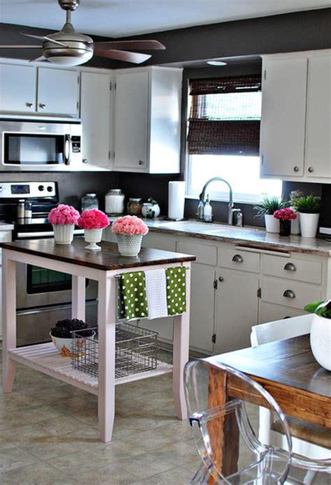 decor for kitchen island 10 small kitchen island design ideas practical furniture
