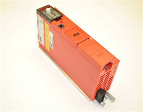 sew eurodrive mc07b0015 2a3 4 00 movitrac 230 volt 2 hp frequency inverter for sale