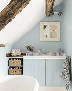 92 best images about vanity units on pinterest corner for Small attic bathroom sloped ceiling