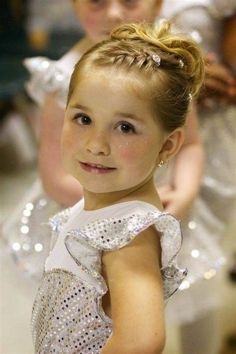 dance recital hairstyles  short hair hairstyles