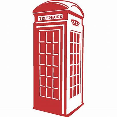London Booth Clipart Phone Telephone England Clipground