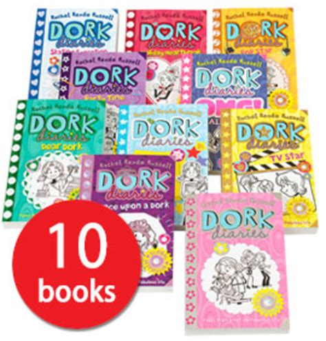 Dork Diaries Collection  10 Books Ebay