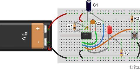 Timer Basics Monostable Mode