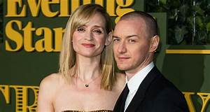 James McAvoy & Wife Anne-Marie Duff File for Divorce ...