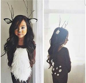 Fuchs Kostüm Selber Machen : bambi kost m selber machen kost m idee zu karneval halloween fasching kost me pinterest ~ Frokenaadalensverden.com Haus und Dekorationen