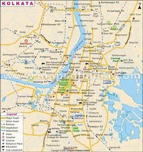 cool Map of Kolkata Tourist   Travelquaz   Pinterest ...