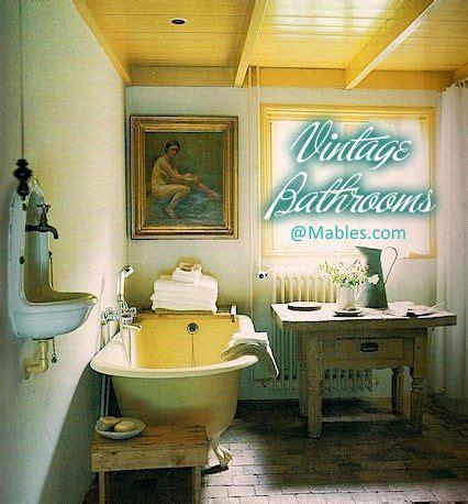 bathroom ideas vintage vintage bathroom bathroom ideas