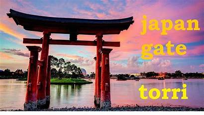 Gate Torii Japan