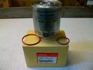 Genuine Honda Civic    Accord    Crv Diesel Fuel Filter 2006